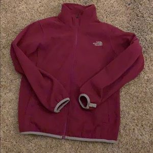 A fall north face jacket